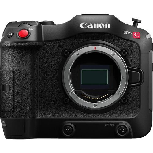 Câmera Canon EOS C70 Cinema
