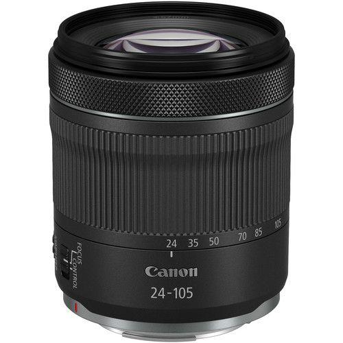 Lente Canon RF 24-105mm f/4-7.1 IS STM  (retirada do Kit EOS RP)