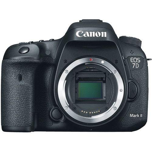 Câmera Canon EOS 7D Mark II Apenas o Corpo