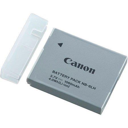 Bateria Canon NB-6LH para câmeras Canon SX260 HS / SX500 HS / SX510 HS / SX610 HS / SX700 HS / SX170 IS