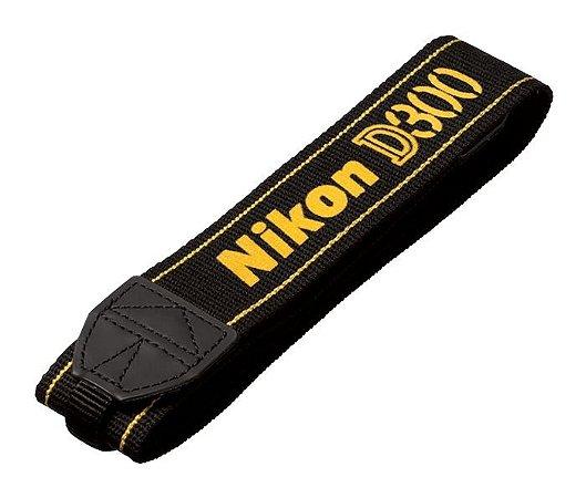 Alça de Pescoço original Nikon AN-D300