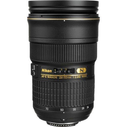 Lente Nikon AF-S NIKKOR 24-70mm f/2.8G ED