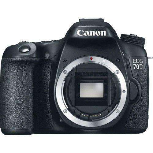 Câmera Canon EOS 70D Apenas o Corpo