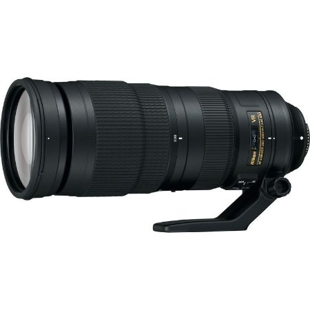 Lente Nikon AF-S NIKKOR 200-500mm f/5.6E ED VR