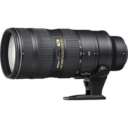 Lente Nikon AF-S NIKKOR 70-200mm f/2.8G ED VR II