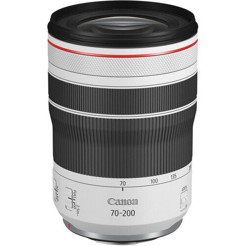 Lente Canon RF 70-200mm f/4L IS USM
