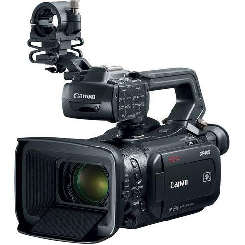 Câmera Canon XF405 UHD 4K60 Dual-Pixel Autofocus 3G-SDI Output