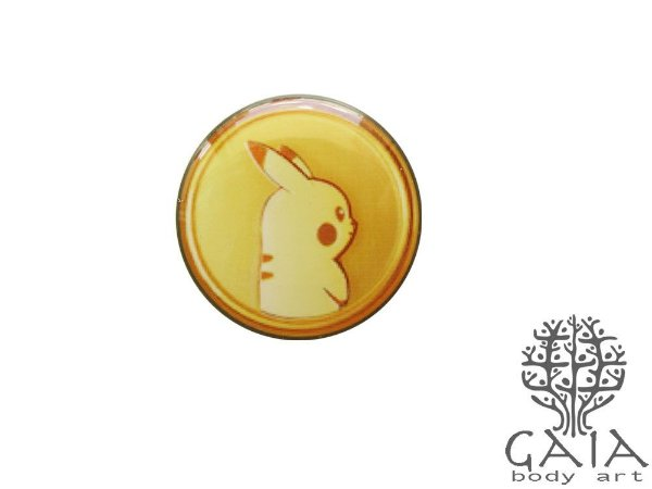 Alargador Pokecoin Pikachu