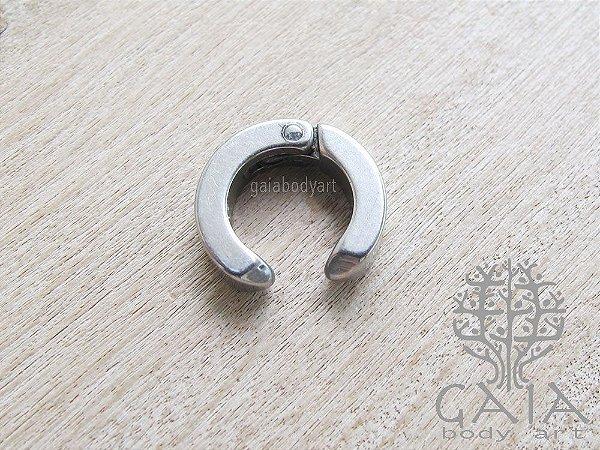 Piercing Falso Aço Cirúrgico Helix Trend