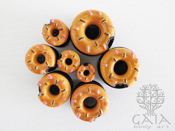 Alargador Donuts 3D