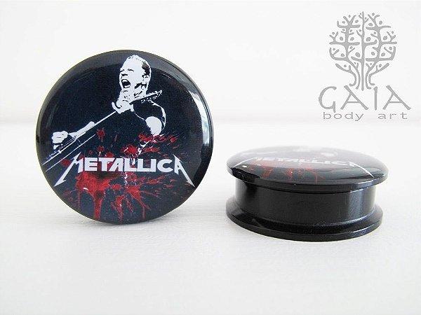 Alargador Metallica