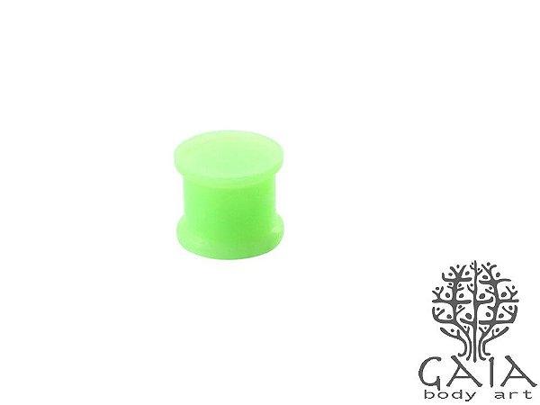 Alargador Comfy Silicone Verde