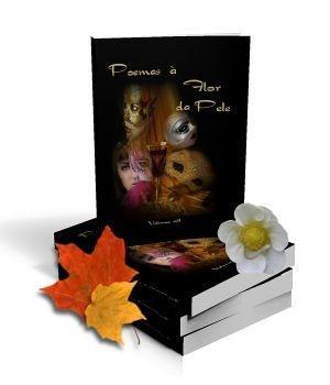 Poemas à Flor da Pele Vol.4 (Antologia)