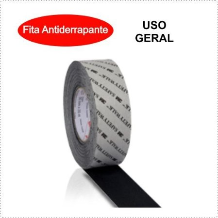 Fita Antiderrapante Safety Walk 3M - Uso Geral