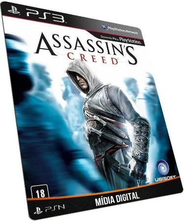 Assassins Creed PS3 PSN MÍDIA DIGITAL