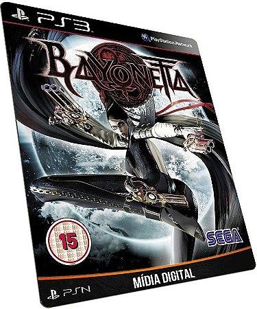 Bayonetta PS3 PSN MÍDIA DIGITAL