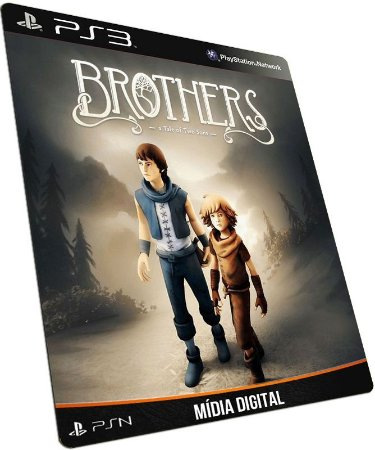 Brothers a Tale of Two Sons PS3 PSN MÍDIA DIGITAL