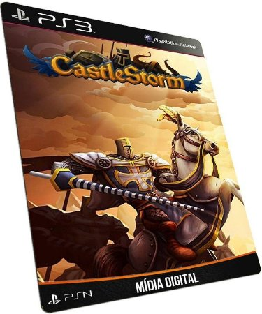 CastleStorm PS3 PSN MÍDIA DIGITAL