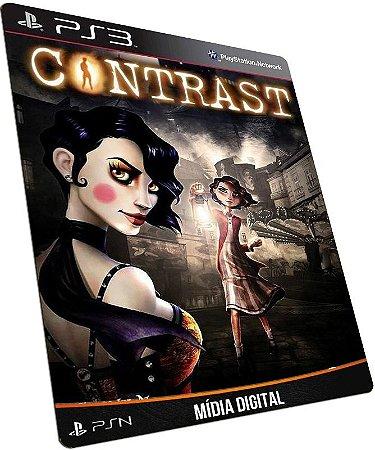 CONTRAST PS3 PSN MÍDIA DIGITAL