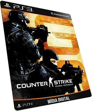 Counter Strike Global Offensive PS3 PSN MÍDIA DIGITAL