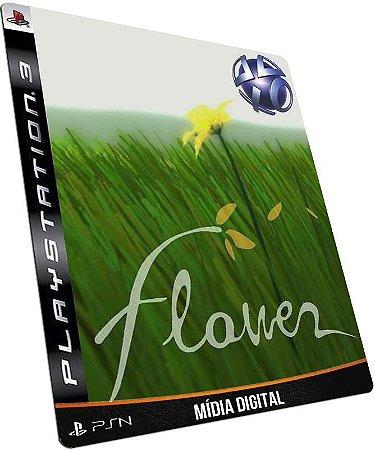 Flower PS3 PSN MÍDIA DIGITAL