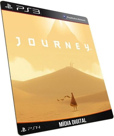 Journey PS3 PSN MÍDIA DIGITAL
