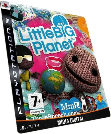 Little Big Planet PS3 PSN MÍDIA DIGITAL