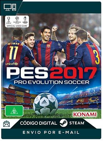 Pes 17 Pro Evolution Soccer 2017 Steam Pc