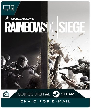 Tom Clancy's Rainbow Six Siege Pc Steam Key