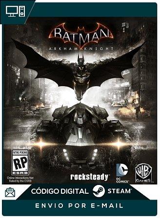 Batman Arkham Knight Português Steam Pc