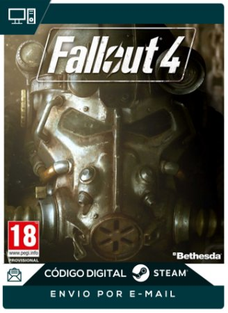 Fallout 4 Steam Cd-key Pc
