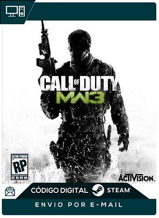 Call Of Duty: Modern Warfare 3 Pc Steam