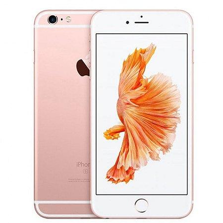 iPhone 6s 64gb Apple 4G LTE Desbloqueado Rosa - Produto de Vitrine Usado com Garantia de 90 dias