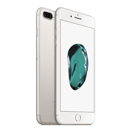 iPhone 7 Plus 128gb Apple 4G LTE Desbloqueado Prateado - Produto de Vitrine Usado com Garantia de 90 dias