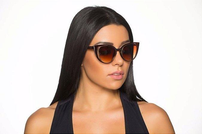 Óculos de Sol Cabo Frio Marrom