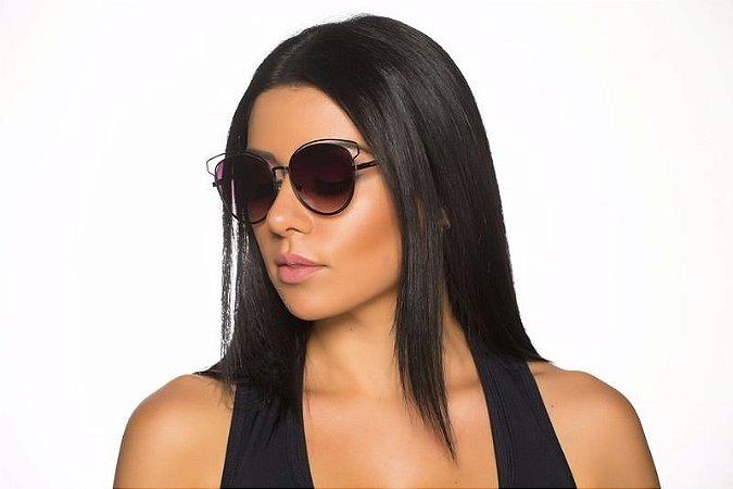 Óculos de Sol São Conrado Preto
