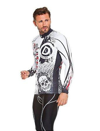 Camisa Masculina Manga Longa Skull (LINK PARA COMPRA NA DESCRIÇÃO)