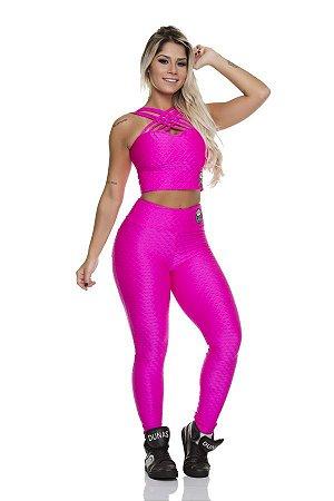 Legging Glow Pink