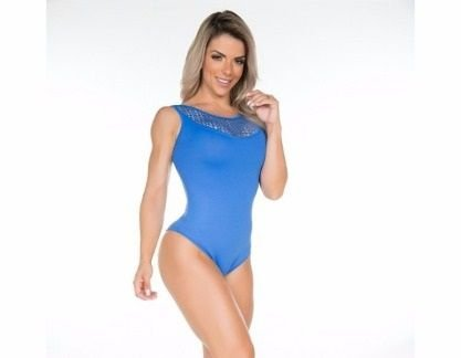 Body Power Full Azul