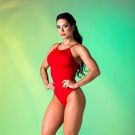 Body Ibirapuera Vermelho