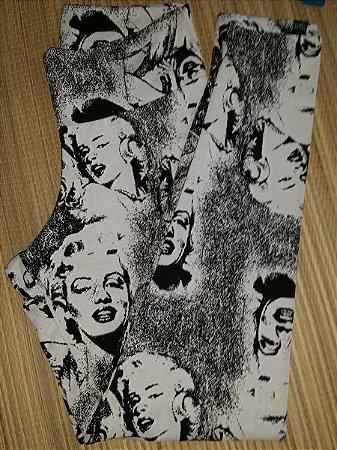 Calça Legging Jacquard Marilyn