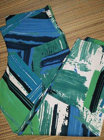 Calça Corsário Colors Verde