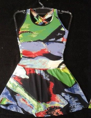 Vestido Tulum Paint