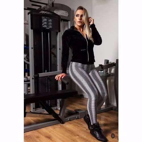 Legging Wallpaper Black White