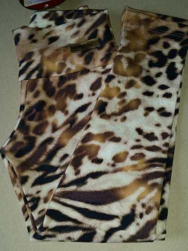Calça Legging Infantil Animal Print