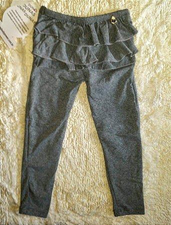 Legging Infantil Babadinho Mescla
