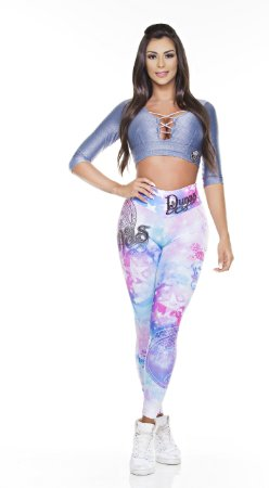 Legging Digital Dream Star