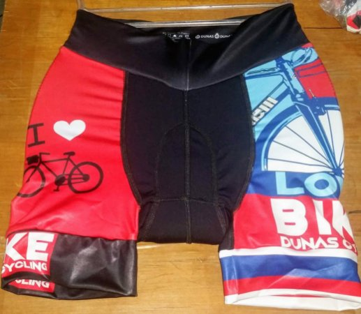Bermuda Feminina Love Bike dunas cycling