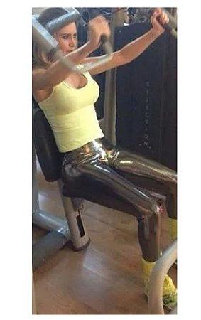 Calça Legging Metalizada (PEQUENA AVARIA)
