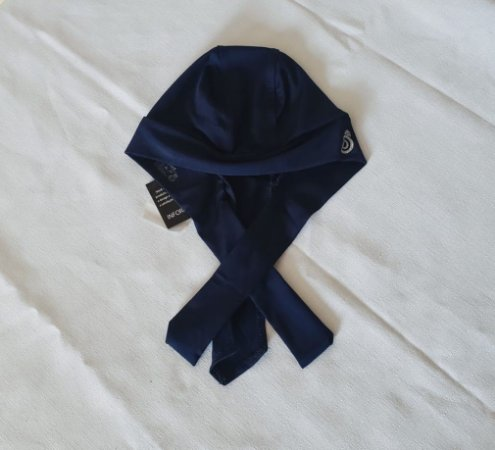 Cap Bandana Azul Marinho